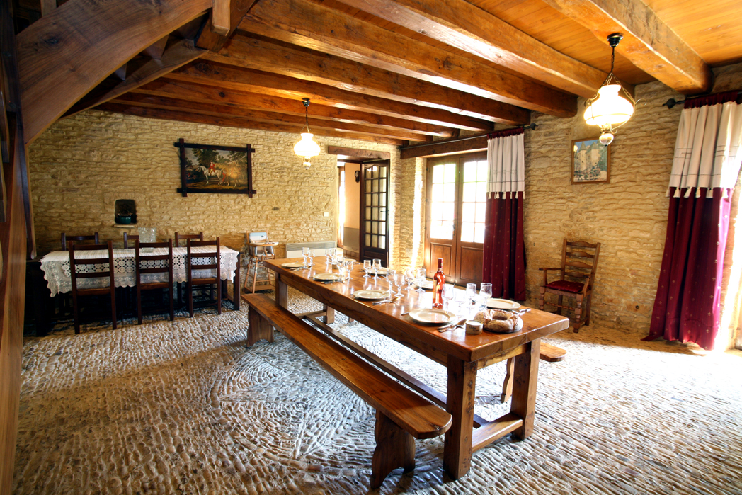 Lo Fomilio salle à manger